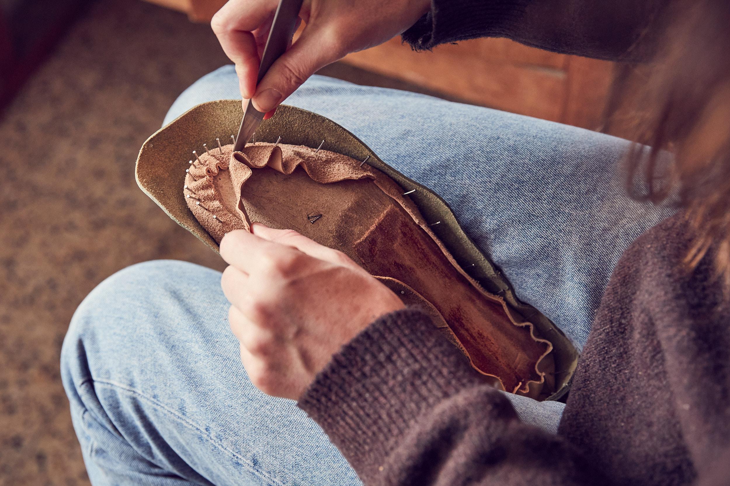 shoe workshop Arnhem Studio Rosanne Bergsma